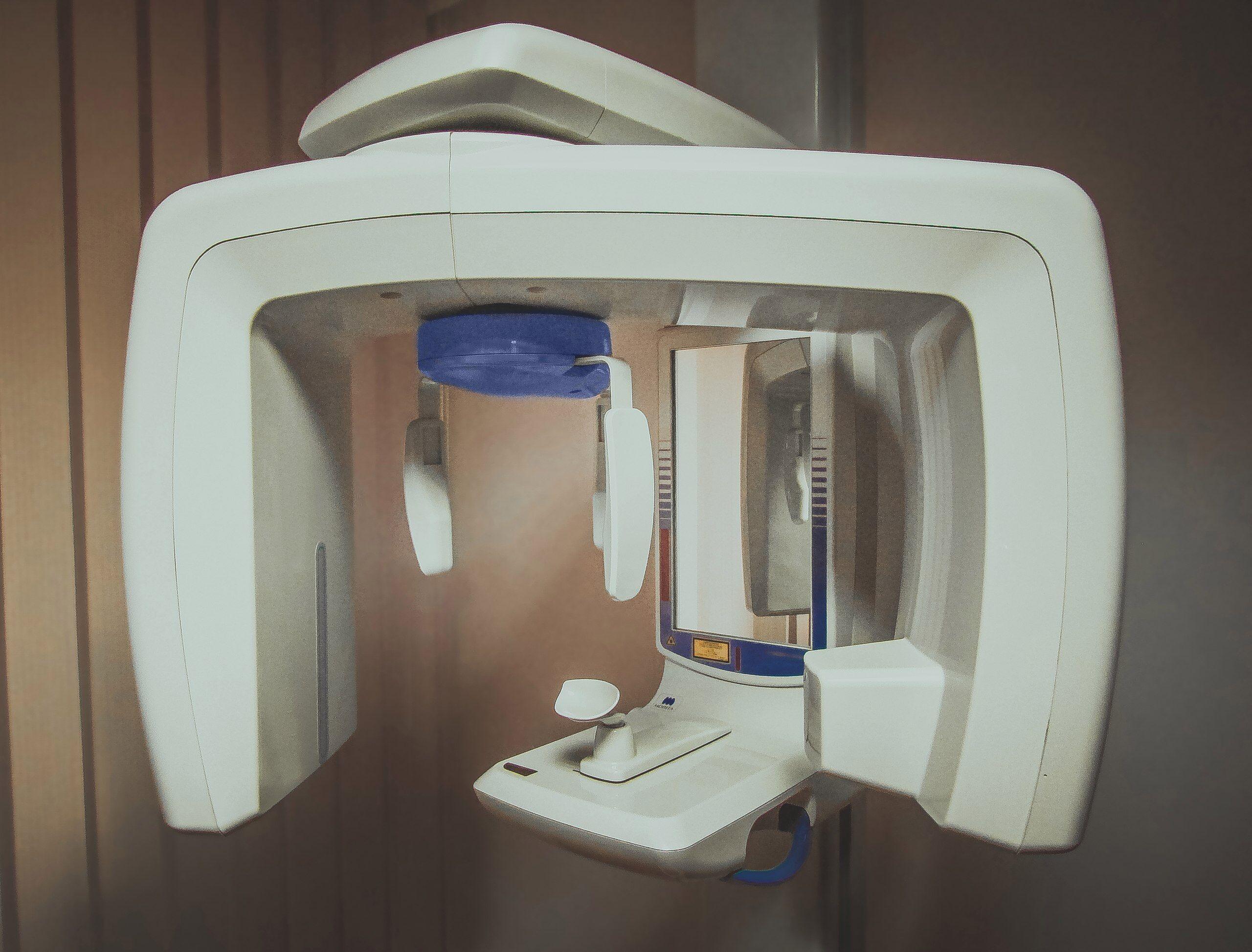 Эксклюзивный во всем регионе рентгеноскопический аппарат